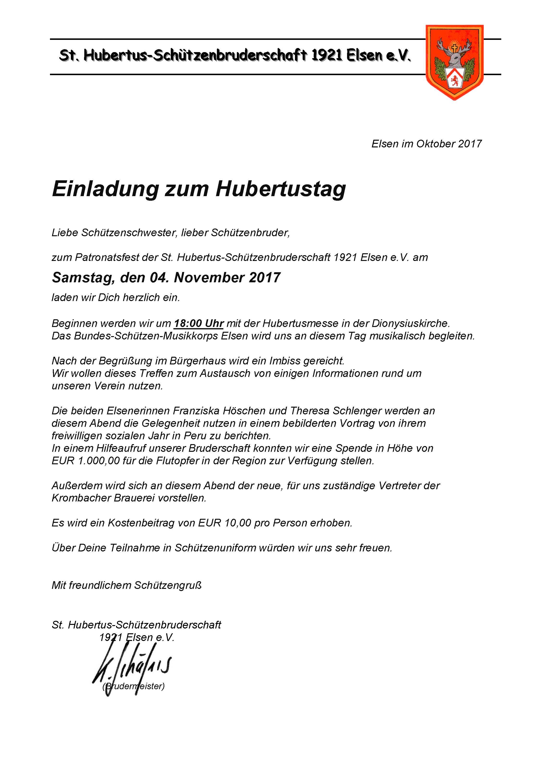 Einladung Hubertustag_2017