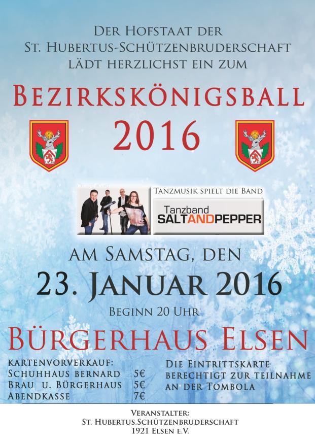 Flyer A6 2016 Bezirkskoenigsball