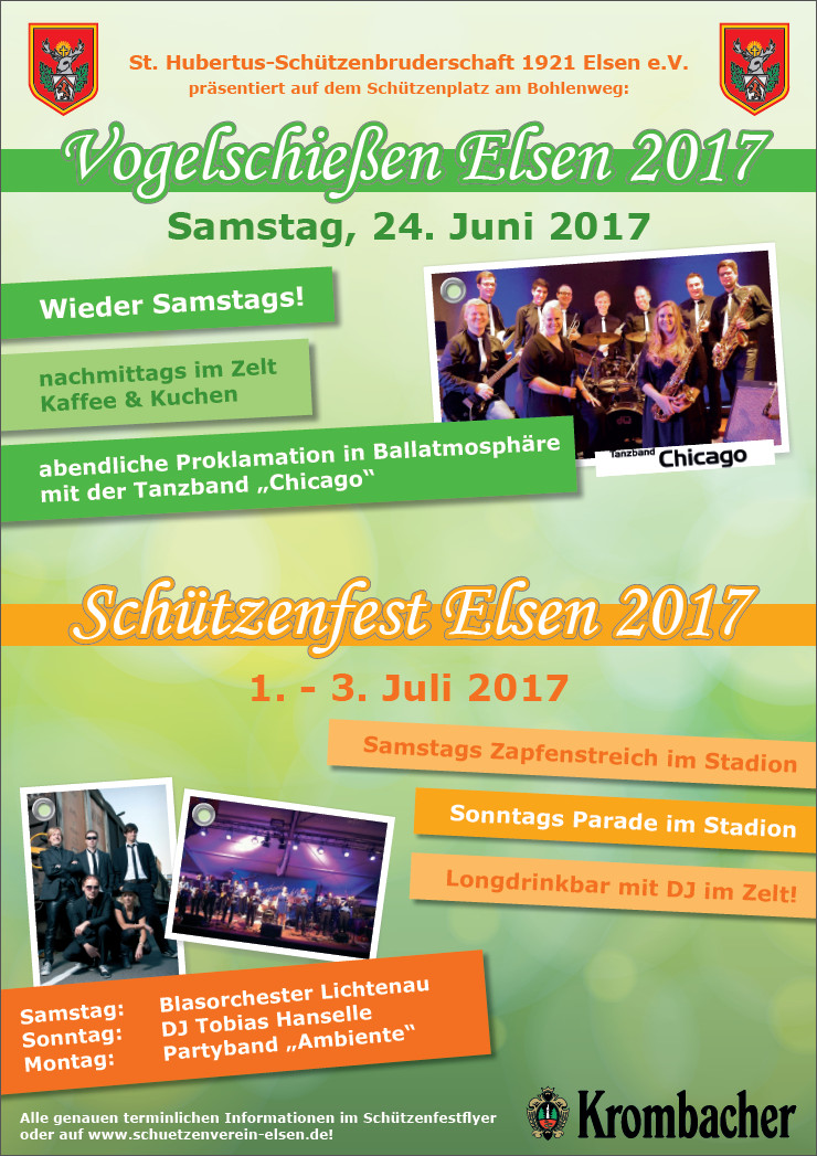 Schuetzenfest-Plakat 2017